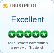 Refresh Cartridges Trustpilot Review Score