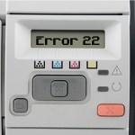 Error 22