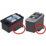 How to fix the Canon 'Check Ink' U075 or U076 Error Message