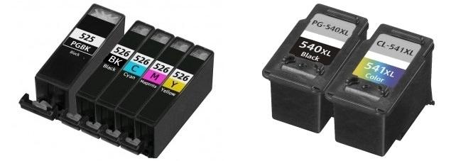 2 or 4 Cartridges