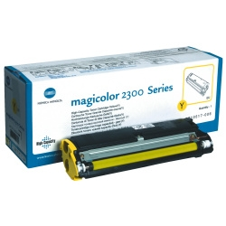 Related Product - <!--d//-->Yellow Original Cartridges for Minolta QMS Magicolor 2300 Printers (1710517-006)