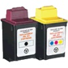 Related Product - Remanufactured Valuepack - 2 Cartridges - 1 Black and 1 Colour for Compaq A1000 Printers (12A1970 / 15M0120)