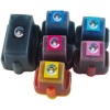 Remanufactured Valuepack - 6 Cartridges - 1 of each HIGH CAPACITY for Various Hewlett Packard Printers (HP 363 BK/C/M/Y/PC/PM)