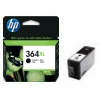 Black Original Cartridges for HP Photosmart D5460 Printers (CN684EE/364XL) - HIGH YIELD