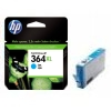 Cyan Original Cartridges for HP Photosmart D5460 Printers (CB323EE/364XL) - HIGH YIELD