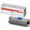 Original High Capacity Black LaserToner Cartridges for Various Oki Printers (44469804)