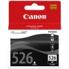 Original Black Canon Ink Cartridges for Canon Pixma MG6100 Printers (4540B001/CLI-526BK)