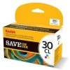 Related Product - Original Colour Kodak 30CL Ink Cartridges for Kodak ESP C110 Printers (8898033)