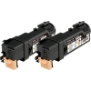 Related Product - Original Black Epson S050631 Toner Cartridges Twin Pack for Epson AcuLaser CX29DNF Printers (C13S050631)