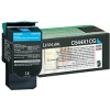 Original Cyan Return Program Toner Cartridges for Lexmark C546DTN Printers (C544X1CG) High Capacity