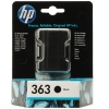 HP PhotoSmart Black Original Cartridges for HP PhotoSmart C5173 Printers (C8721EE/HP 363) 6ml