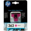 Magenta Original Cartridges for HP PhotoSmart C5173 Printers (C8772E/HP 363) 3.5ml