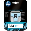 Light Cyan Original Cartridges for HP PhotoSmart C5173 Printers (C8774E/HP 363) 5.5ml