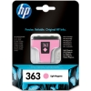 Light Magenta Original Cartridges for HP PhotoSmart C5173 Printers (C8775E/HP 363) 5.5ml