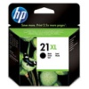 Black Original Cartridges for HP Deskjet D1320 Printers (C9351CE/ No 21XL)