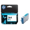 Cyan Original Cartridges for HP Photosmart D5460 Printers (CB318EE/364) - STANDARD YIELD