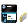 Yellow Original Cartridges for HP Photosmart D5460 Printers (CB320EE/364) - STANDARD YIELD