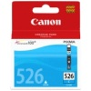 Original Cyan Canon Ink Cartridges for Canon Pixma MG5350 Printers (4541B001/CLI-526C)