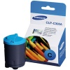 Cyan Original Cartridges for Samsung CLP-300 Printers (CLP-C300A)