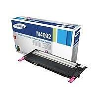 Magenta Original Toner Cartridges for Samsung CLX-3175N Printers (CLT-M4092S)