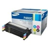 Related Product - <!-- i //-->Rainbow Pack Original Toner Cartridges for Samsung CLP-310 Printers (CLTP4092C)