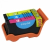 Related Product - Dell Compatible Series 21/22/23/24 Colour Ink Cartridges for Dell All In One V313 Printers (592-11297) - High Capacity