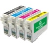 Everyday Valuepack - 4 Remanufactured Ink Cartridges for Epson Stylus RX420 Printers (T0551/2/3/4)
