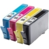 Colour Valuepack - 4 Compatible Ink Cartridges for Various Hewlett Packard Printers (364XL PBK/C/M/Y) - HIGH YIELD - Chipped and Ready to Use