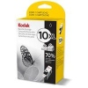 Black Original Cartridges for Kodak ESP-5 All-In-One Printer Printers (Kodak 10XL/3949922)