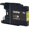 Yellow Original Cartridges for Brother MFC-J6710D Printers (LC1280XLY) - HIGH CAPACITY
