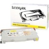 Yellow Original Toner Cartridges for Lexmark C510n Printers (0020K0502) - STANDARD CAPACITY