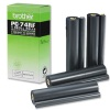 Original Brother Multipack of Fax Rolls for Various Brother Printers (PC-74RF) - 4 Roll Pack