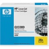 Black Original Dual/Twin Pack of Cartridges for Various Hewlett Packard Printers (Q1338D/HP 38A) - 2 Cartridges