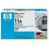 Related Product - <!-- a //-->Original Toner Cartridges for HP Laserjet 2410 Printers (Q6511A/HP 11A)