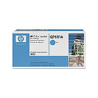 Cyan Original Toner Cartridges for HP Laserjet 3800DN Printers (Q7581A)