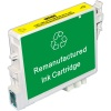 Yellow Remanufactured Cartridges for Epson Stylus RX420 Printers (T0554)