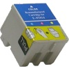 Colour Compatible Cartridges for Various Epson Printers (S020089 / T052)