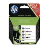 Valuepack of HP Original 364 Series Ink Cartridges for HP Photosmart D5460 Printers (SD534EE/HP 364)