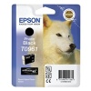 Related Product - <!-- j //-->Photo Black Original Cartridges for Epson Stylus Photo R2880 Printers (T0961)