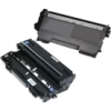 Remanufactured Imaging Pack for Brother DCP-7065DN Printers (TN2220 and DR2200)