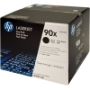 Related Product - Original High Capacity Black HP 90X Toner Cartridge Twin Pack for HP LaserJet Enterprise M4555 MFP Printers (CE390XD)