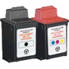 Remanufactured Valuepack - 2 Cartridges - 1 Black and 1 Colour for Brother LW-800ic Printers (13400HC / 13619HC)