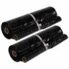 Compatible Fax Rolls for Panasonic KX-FM210 Printers (FA-136A) - 2 Roll Pack