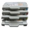 Remanufactured Valuepack of Toner Cartridges for Lexmark C510n Printers (0020K1403 / 0020K1400 / 0020K1401 / 0020K1402) - HIGH CAPACITY