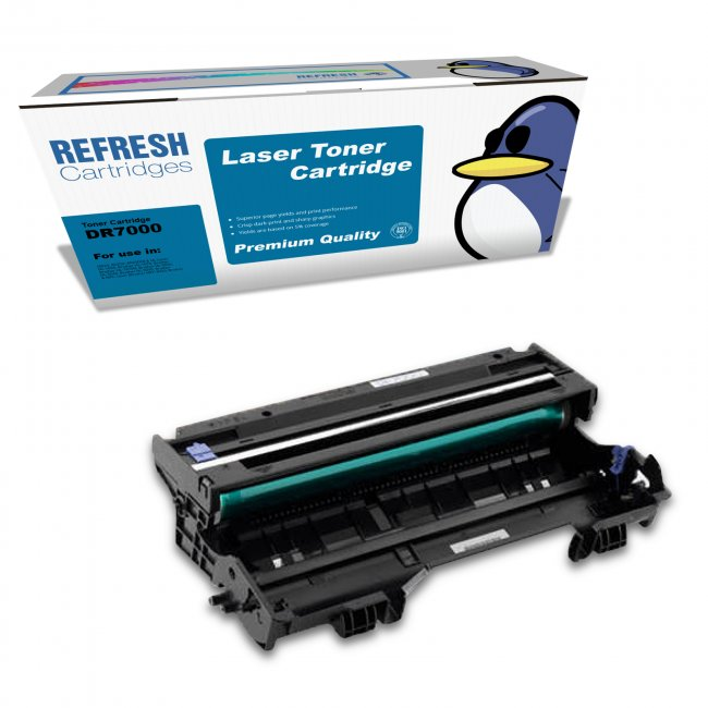 Brother Dr7000 Remanufactured Drum Unit