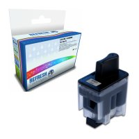 Compatible Brother LC41BK/LC900BK Black Ink Cartridge (LC-900BK) Image