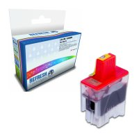Compatible Brother LC41M/LC900M Magenta Ink Cartridge (LC-900M) Image