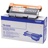Brother FAX-2940 ready Original Brother TN2220 High Capacity Black Toner Cartridge (TN-2220) Image