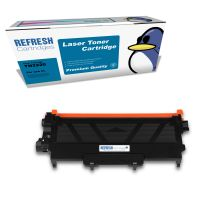 Brother FAX-2940 ready Remanufactured Brother TN2210/TN2220 High Capacity Black Toner Cartridge (TN-2210/TN-2220) Image