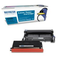 Brother HL-5340DL ready Remanufactured Brother TN3280 & DR3200 Imaging Pack (TN3280/DR3200) Image